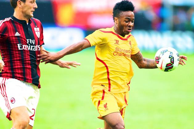 Liverpool vs. AC Milan: What Brendan Rodgers Learned in Champions Cup Friendly