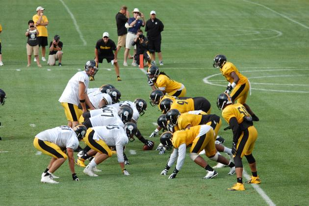 Pittsburgh Steelers Training Camp: Observations from Saturday's Practice