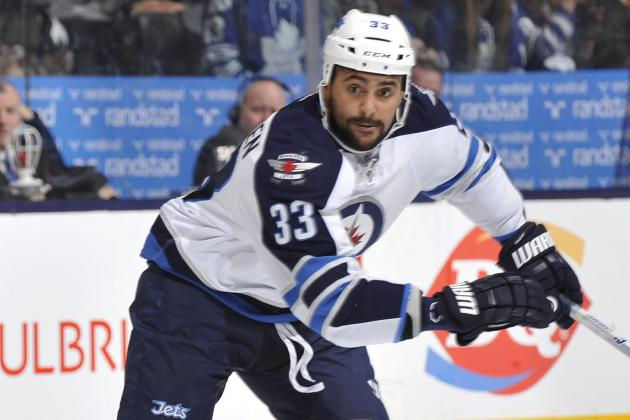 Would the Jets Be Better off with Byfuglien on Defense?
