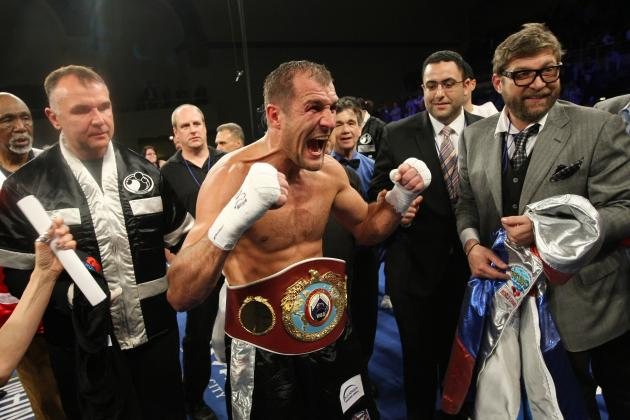 Sergey Kovalev vs. Blake Caparello: Live Round-by-Round Results and Highlights