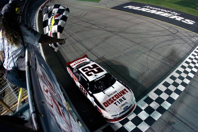 NASCAR Nationwide Series at Iowa 2014 Results: Winner, Standings and Reaction