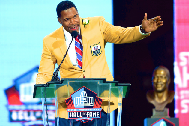 Pro Football Hall of Fame 2014: Ceremony Recap, Speech Highlights and More