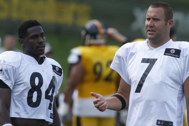 Big Ben Taking More of a Leadership Role