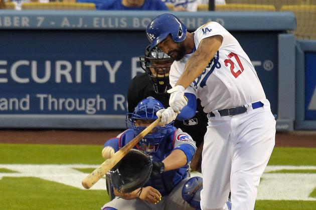 What Matt Kemp Returning to Stardom Would Mean for Dodgers' Title Hopes