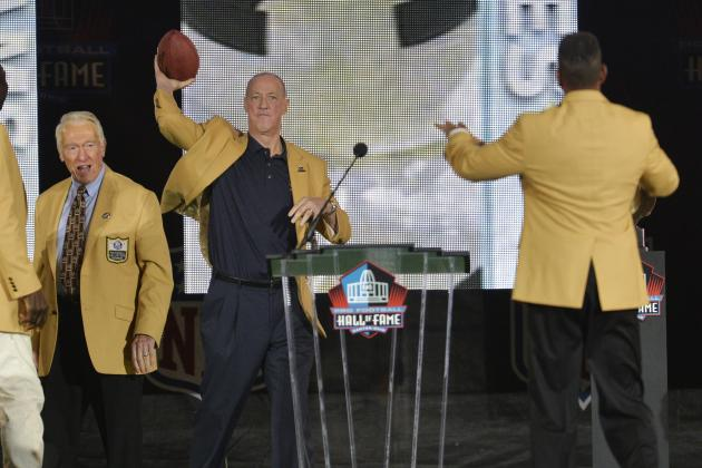 Pro Football Hall of Fame 2014: Best Moments from Legends' Speeches