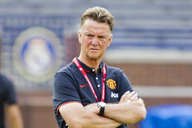 Manchester United Transfer News: Latest Rumours on Louis van Gaal's Main Targets