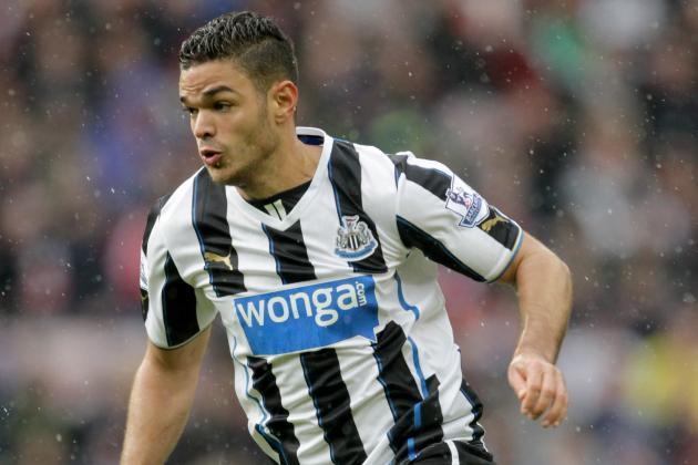 Newcastle 'Humiliate' AC Milan Target Ben Arfa