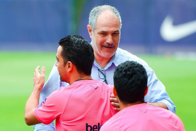 Sporting Director Andoni Zubizarreta Looks to English Talent