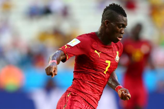 What Would Atsu Bring to Everton?