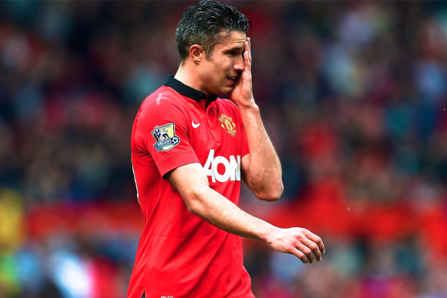 Robin van Persie Fitness: Updates on Manchester United Star's Status and Return