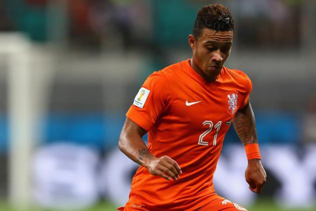 Depay Open to Premier League Move