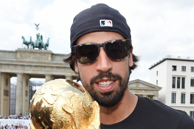 Arsenal Deny Making Khedira Bid
