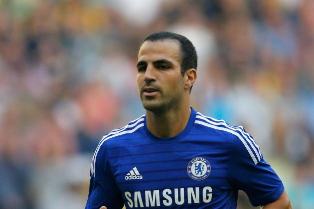Mourinho: Fabregas Is Chelsea's Missing Piece