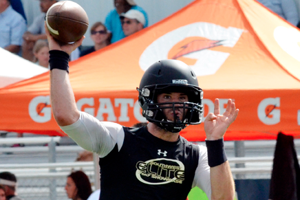 Bielema Says Top Prep QB Will Enroll in January