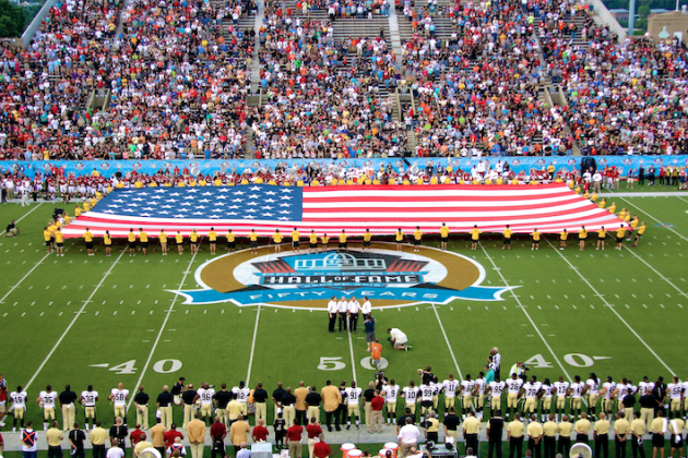 Inside the NFL's Hall of Fame Game