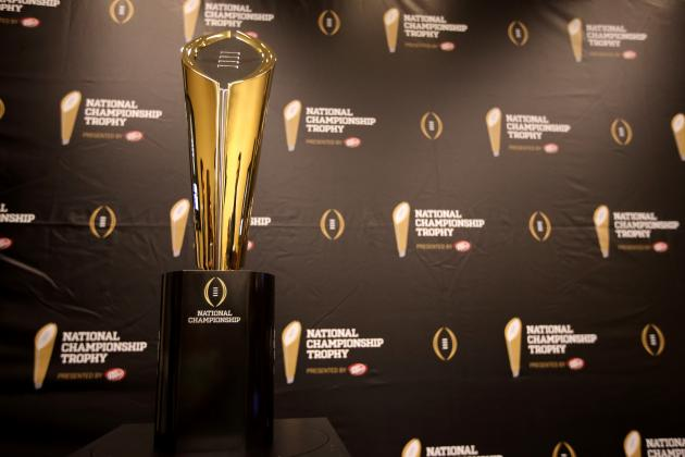 College Football Playoffs 2014: Format Explanation and Predictions