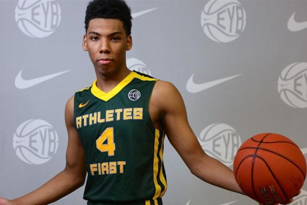 Allonzo Trier to Arizona: Wildcats Land 5-Star SG Prospect