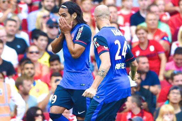 Arsenal vs. Monaco: Score, Report and Reaction for Emirates Cup Match