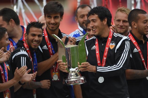 Emirates Cup 2014: Examining Notable Scores and Performances