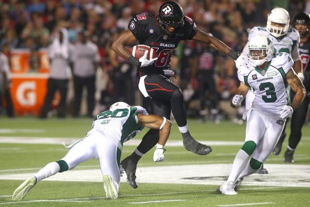 Ottawa RedBlacks Get Creative for Onside Touchdown