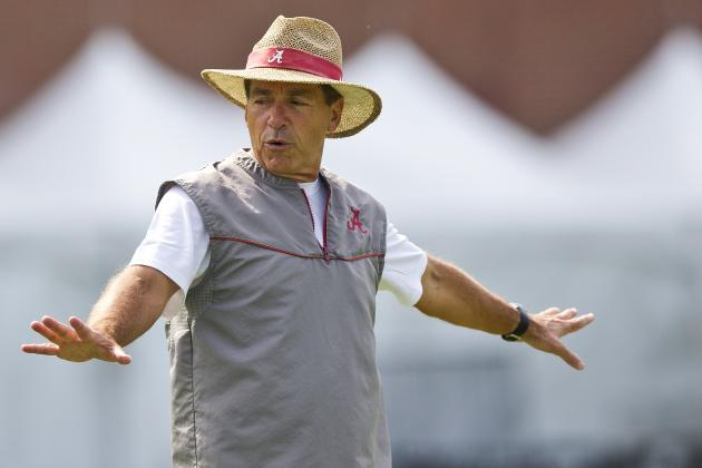 Saban: 'The Time Is Now to Resurrect the Identity of the Alabama Program'