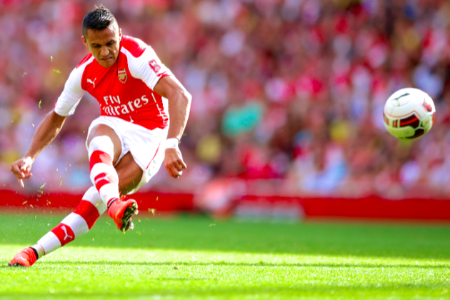 Alexis Sanchez, Calum Chambers Arsenal's Biggest Positives in Emirates Cup Loss