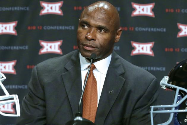 Texas Football Announces 5 Players Have Been Dismissed, 3 Others Suspended