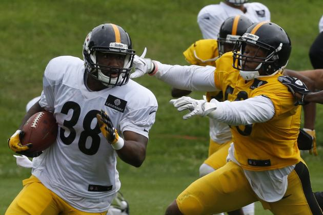 Mike Tomlin Has Eye on Running Backs