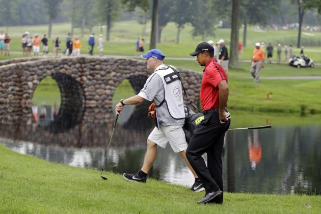 PGA Championship 2014: Latest Predictions After Tiger Woods' Injury