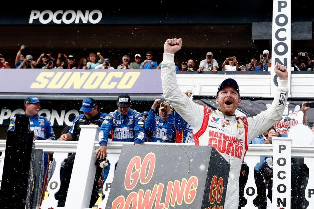 Sprint Cup Chase 2014: NASCAR Standings and Schedule After GoBowling.com 400