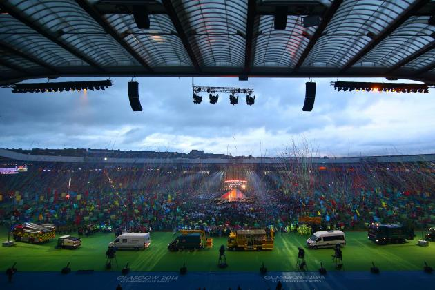 Commonwealth Games 2014 Closing Ceremony: Top Moments and Twitter Reaction