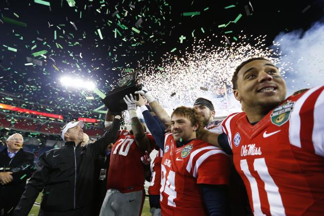 Evaluating Ole Miss' Schedule Outside the SEC West