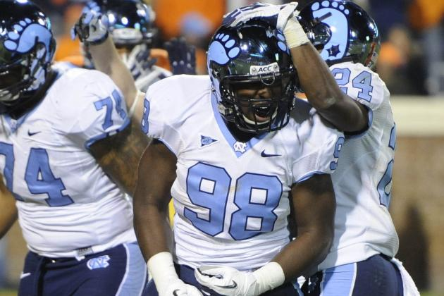 Loss of Players Create Holes on UNC's D-Line