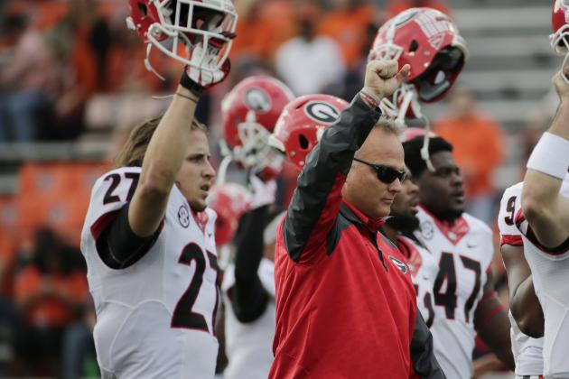 Georgia Football: First Impressions from 2014 Fall Camp