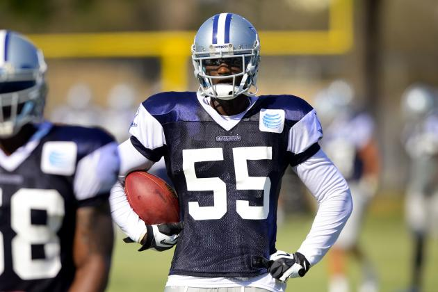 Why Rolando McClain Will Make Dallas Cowboys' Final Roster
