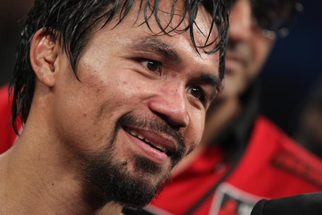 Manny Pacquiao Buys Share of One FC, Asia's Largest MMA Promotion