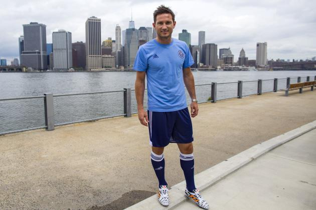 Arsene Wenger Questions Legality of Frank Lampard's Manchester City Move