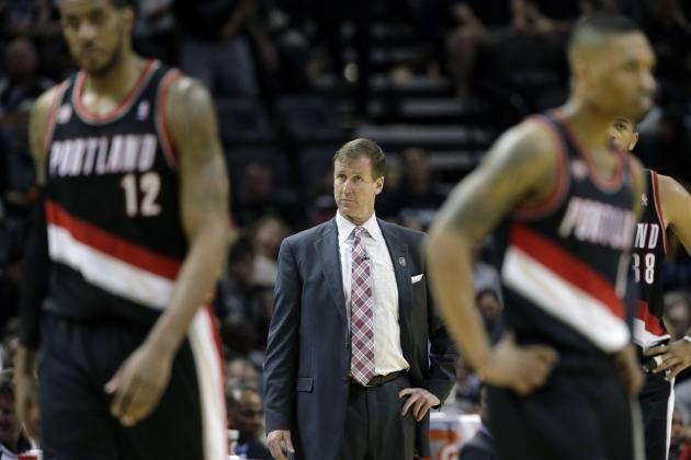 Updated Long-Term Plan for the Portland Trail Blazers