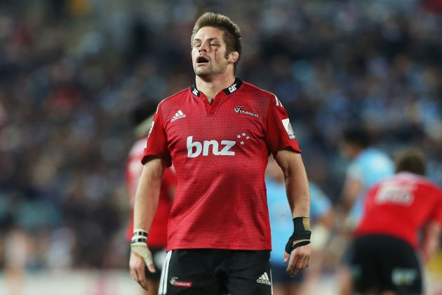 Richie McCaw Should Not Be Blamed for Final Crusaders Penalty