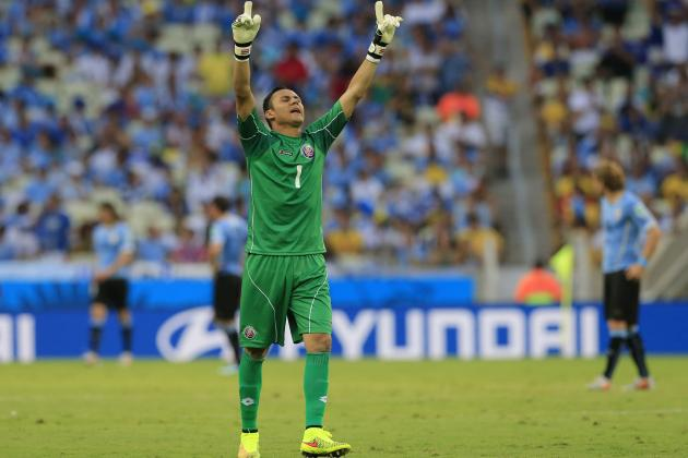 Will Keylor Navas End Iker Casillas' Real Madrid Career?