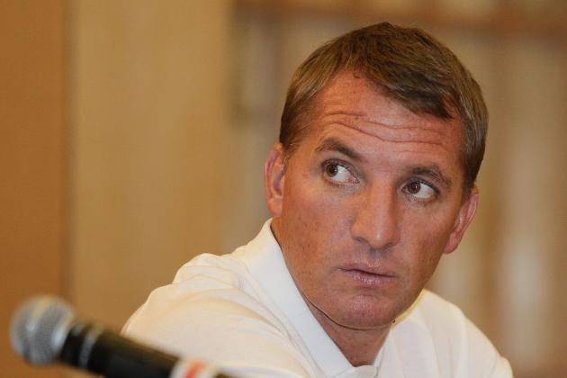 Brendan Rodgers Explains Why He Blocked Louis Van Gaal's Liverpool Move