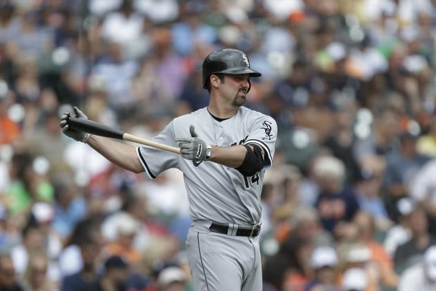 White Sox's Paul Konerko Reaches 4,000 Total Bases for Career