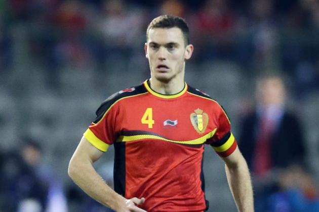 Thomas Vermaelen Transfer Rumours: Latest News and Speculation on Arsenal Star