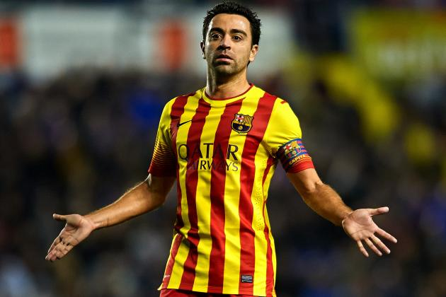 Xavi Hernandez Injury: Updates on Barcelona Star's Calf and Return