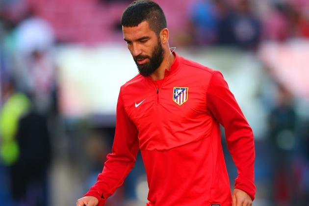 Manchester United Transfer News: Arda Turan Eyed as Arturo Vidal Alternative