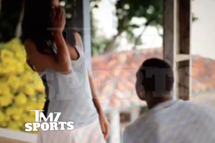 Dwyane Wade and Gabrielle Union Reveal Proposal in 'Save the Date' Wedding Video