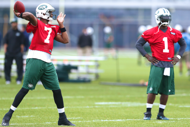 Geno Smith vs. Michael Vick: Updates on New York Jets' QB Battle