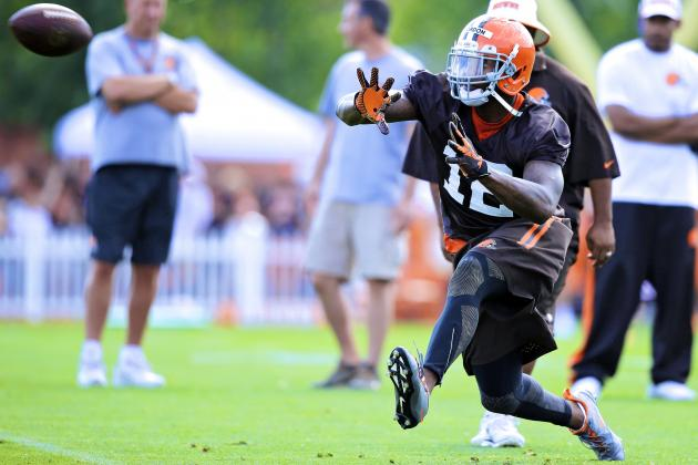 Josh Gordon Returns to Browns Practice Amid Appeal Hearing