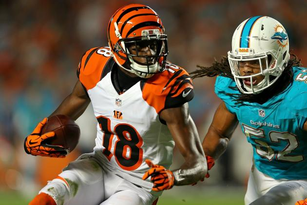 AJ Green Contract: Latest News and Rumors on Negotiations with Bengals