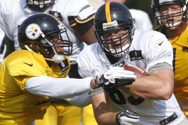 Ron Cook: Get Ready for Heath Miller to Thrive Again for Steelers